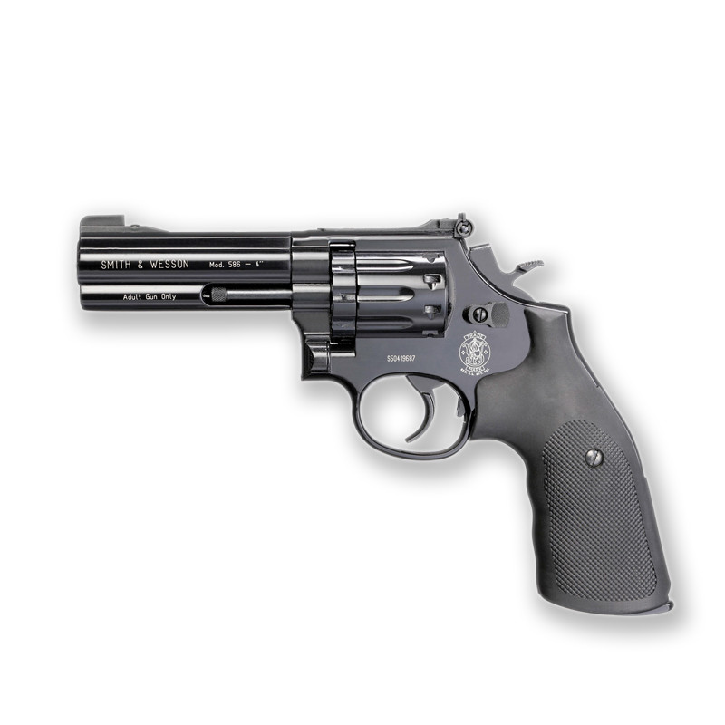 smith wesson co2 revolver 586 luftdruck co2 waffen. Black Bedroom Furniture Sets. Home Design Ideas