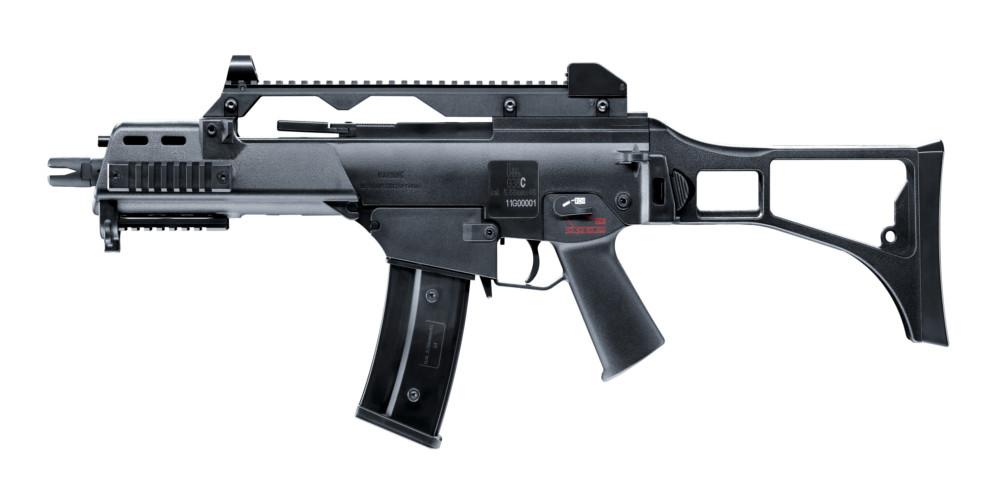 Umarex Heckler Koch Airsoft Gewehr Mod G36c Kettner Com