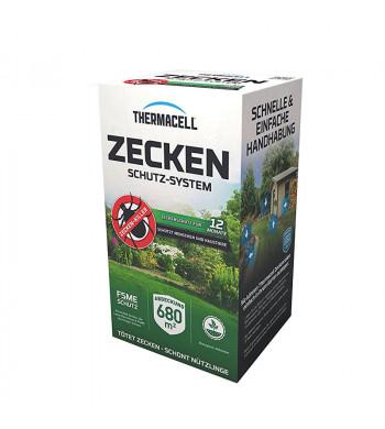 THERMACELL Zeckenschutz 16er 680m²