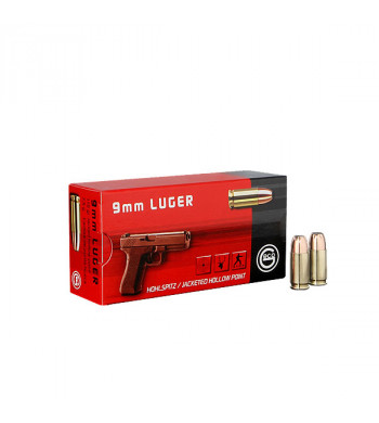 GECO 9mm Luger Hohlspitz 7,5g