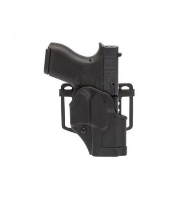 BLACKHAWK SEPA CQC Standard Holster Level 1 , Glock17