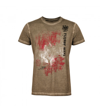 SORESO Hr.T-Shirt Team Austria