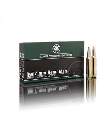 RWS 7mm Rem. Mag. Evolution 10,3g