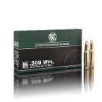 RWS .308 Winchester Doppelkern 10,7g