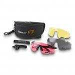 BLASER Schießbrille inkl. 3 Wechselgläser & Etui