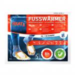 HEAT COMPANY Fusswärmer - selbstklebend