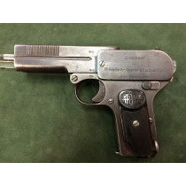 Dreyse Pistole Mod. 1907