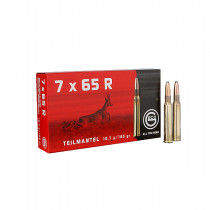 GECO 7x65 R Teilmantel 10,7g