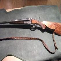 Ferlacher Doppelflinte - Pegam