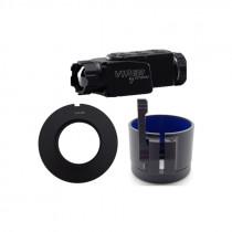 NITEHOG TIR M35 XC Viper im SET mit Reduzierring und Adapter