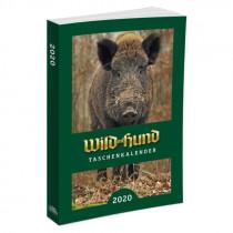 PAREY Wild und Hund Taschenkalender 2020