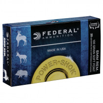 Federal 6 mm Rem. TM Hi-Shok 6.48 g
