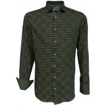 ORBIS Herren-Hemd oliv