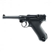 LEGENDS P08 CO2 Pistole brüniert