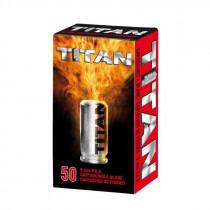 PERFECTA Titan Platzpatronen 9 mm PAK 50 Stück