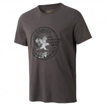 HÄRKILA Wildlife Eagle T-Shirt grau