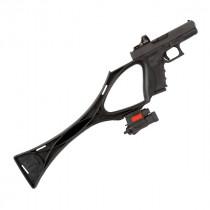 BUBITS Anschlagschaft für Glock Pistolen
