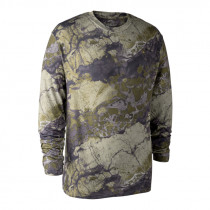 DEERHUNTER T-Shirt Birch LA Realtree