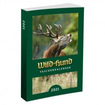 PAREY Wild und Hund Taschenkalender 2021