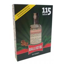 BALLISTOL 115 Jahre Flasche