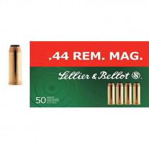 S&B .44 Rem. Mag. Teilmantel 15,5g