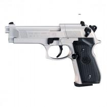 BERETTA CO2 Pistole M92FS nickel