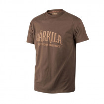 HÄRKILA T-Shirt braun