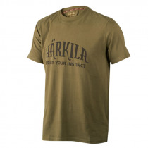 HÄRKILA T-Shirt oliv