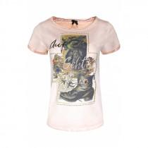 MARJO D-Shirt Josefine, altrosa