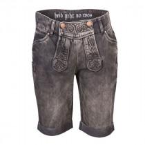 MARJO Herren Jeansshort