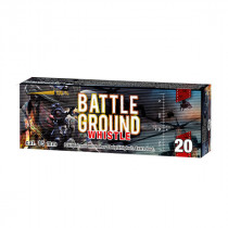 UMAREX Battle Ground Whistle Kal.15 mm Pfeifpatrone
