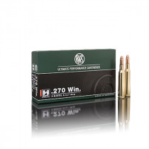 RWS .270 Winchester H-Mantel 8,4g