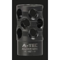 """A-TEC Mündungsbremse """"A-Lock Mini"""" bis Kal. 375"""