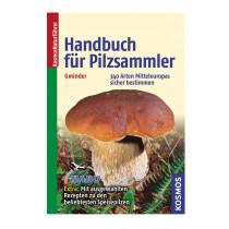 KOSMOS Handbuch für Pilzsammler von Gminder
