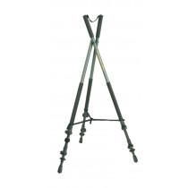 KNOBLOCH Dreibein-Zielstock Knobloch verstellbar von 95-180 cm