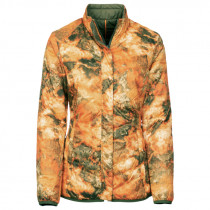 X-JAGD D-Steppjacke Fontana Uni/flash