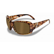 WILEY X Schießbrille WX Chelsea, Bronze/Iced Tea