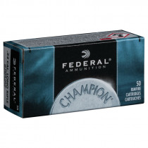 "FEDERAL .22lr. Lightning Solid ""Champion"""