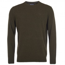 BARBOUR H-Pullover Lambswool Crew