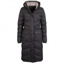 BARBOUR D-Jacke Kingston Quilt oliv