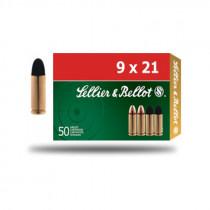 S&B 9x21 Vollmantel 7,5g