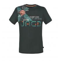 X-JAGD T-Shirt Print