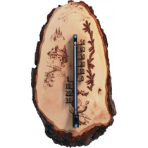 "HOLZ FRANK Thermometer ""Tanne"""