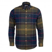 BARBOUR H-Hemd Tartan 3 (Tailored Fit)