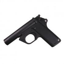 H&K Signalpistole P2A1 mit Beschuss