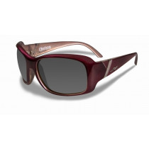 WILEY X Schieß-/Sonnenbrille WX Chelsea, Smoke Grey/Liquid Plum