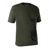 DEERHUNTER T-Shirt w.Deer