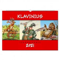 PAREY Klavinius Kalender 2021