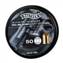 WALTHER 9 mm RK Munition