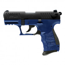 WALTHER P22 Q Blue Star 9mm PAK